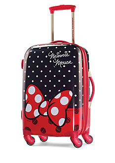 American Tourister 21-in. Minnie Mouse Red Bow Hardside Spinner