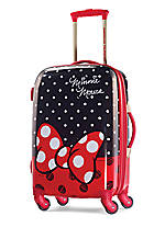 21-in. Minnie Mouse Red Bow Hardside Spinner