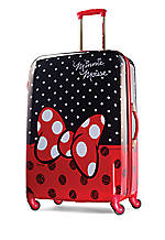 28-in. Minnie Mouse Red Bow Hardside Spinner