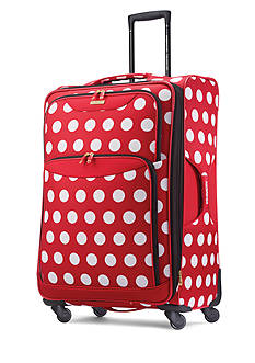 American Tourister 21-in. Minnie Mouse Polka Dot Softside Spinner