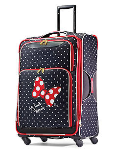 American Tourister 28-in. Minnie Mouse Red Bow Softside Spinner