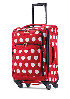 American Tourister 28-in. Minnie Mouse Polka Dot Softside Spinner