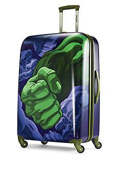American Tourister 28-in. Marvel Hulk Hardside Spinner