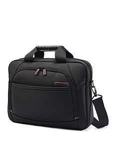 Samsonite 15.6-in. Pro4 DLX Slim Brief - Black