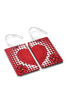 Samsonite® True Love Luggage Tag Set