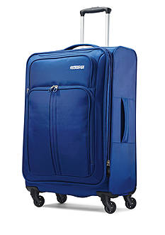 American Tourister 24-in. Splash Spin LTE Spinner Blue