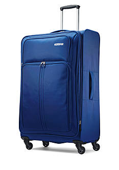 American Tourister 28-in. Splash Spin LTE Spinner Blue