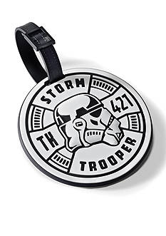 American Tourister Disney Storm Trooper ID Tag