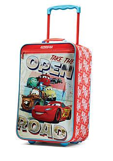 American Tourister Disney® 18-in. CARS Soft Side Upright