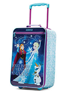 American Tourister Disney® 18-in. Frozen Soft Side Upright