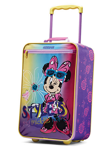American Tourister 18-in. Minnie Soft Side Upright