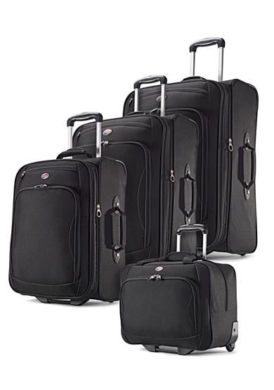 American Tourister Splash 2 Luggage Collection - Black