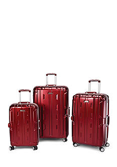 Samsonite® CruisAir DLX Luggage Collection - Burgundy