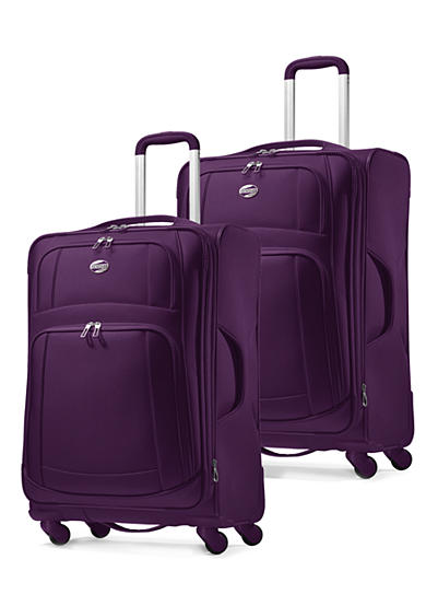 American Tourister iLite Supreme Spinners - Purple