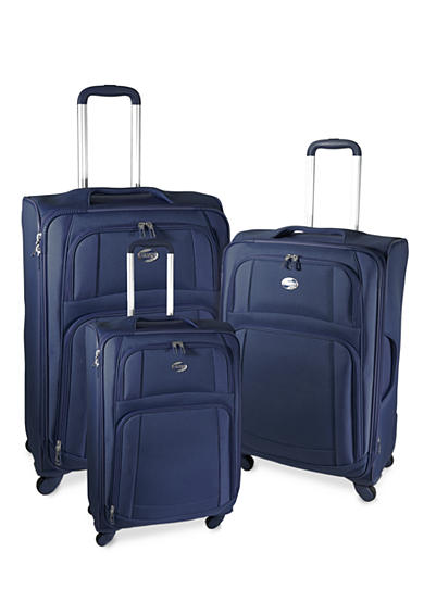 American Tourister iLite Supreme Spinners - Blue
