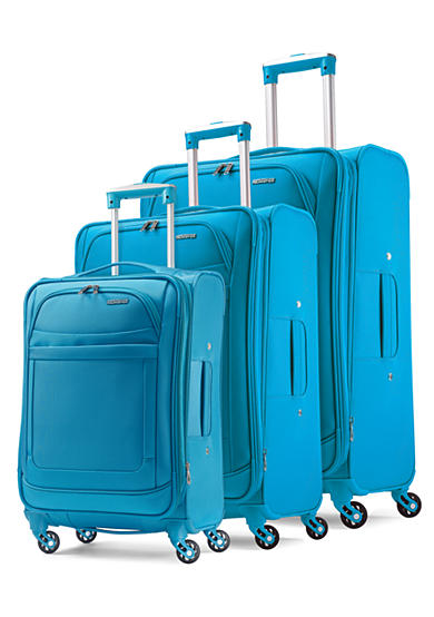 American Tourister iLite MAX Luggage Collection - Blue