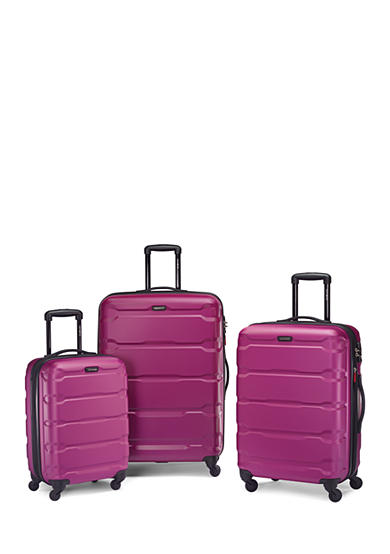 Samsonite® Omni PC Luggage Collection - Radiant Pink