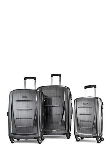 Samsonite® Winfield 2™ Fashion Hardside Charcoal Luggage Collection - Online Only