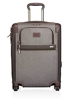 Tumi Continental Expandable 4 Wheel Carry-On Earl Gray