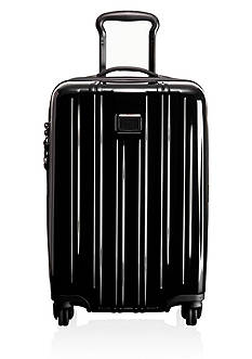 Tumi V3 INTL CARRY ON BLACK