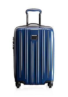 Tumi V3 INTL CARRY ON STEEL BLUE