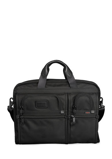 Tumi Alpha Compact Large Screen Computer Brief