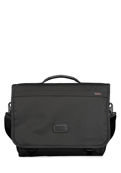 Tumi Alpha Slim Expandable Laptop Flap Brief
