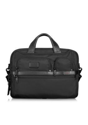 Tumi  Alpha 2 T-Pass Medium Screen Laptop Slim Brief -  6200171026516D2
