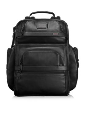 Tumi  Alpha 2 T-Pass Business Class Leather Brief Pack -  6200171096578D2
