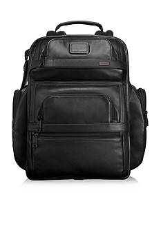 Tumi Alpha 2 T-Pass® Business Class Leather Brief Pack®