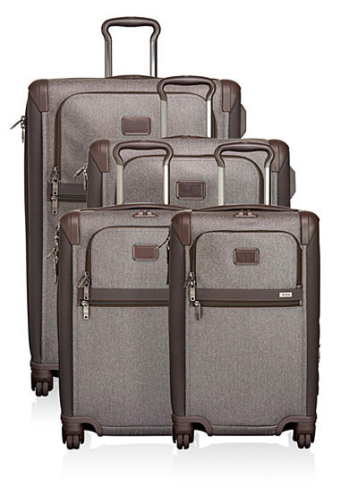 Tumi Alpha 2 Luggage Collection - Earl Gray