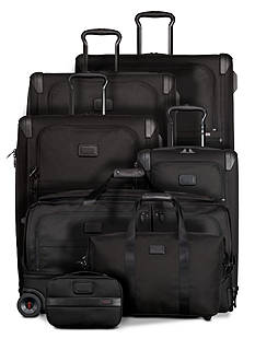 Tumi Alpha2 Luggage Collection - Black