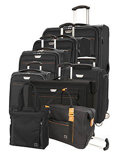 Ricardo Beverly Hills Mar Vista 2.0 Luggage Collection - Black