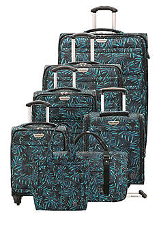 Ricardo Mar Vista 2.0 Luggage Collection - Mystic Green Palm