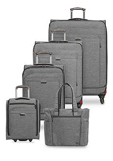 Ricardo Malibu Bay Luggage Collection - Gray