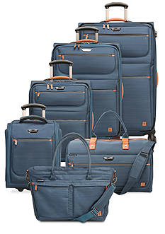 Ricardo San Marcos Luggage Collection - Blue
