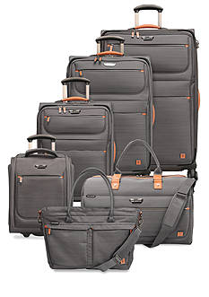Ricardo San Marcos Luggage Collection - Gray
