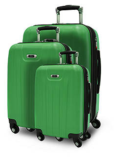 Skyway® Bellevue Hardside Luggage Collection - Mountain Green
