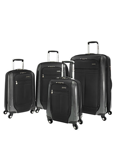 Ricardo Crystal City Luggage Collection - Black