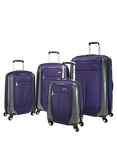 Ricardo Crystal City Luggage Collection - Imperial Purple