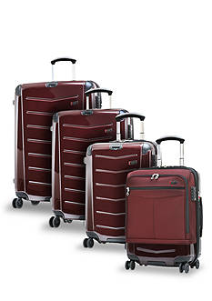 Ricardo Rodeo Drive Hard Side Luggage Collection - Black Cherry - Online Only