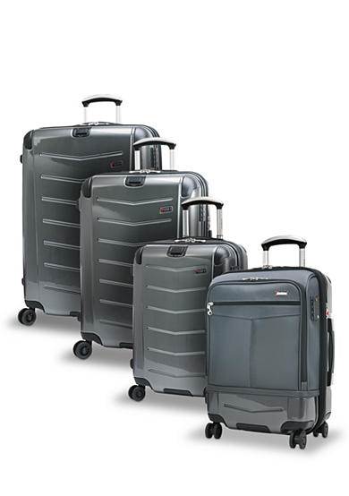 Ricardo Rodeo Drive Hard Side Luggage Collection - Anthricite - Online Only