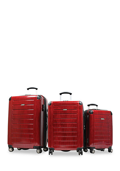 Ricardo Roxbury Black Cherry Luggage Collection
