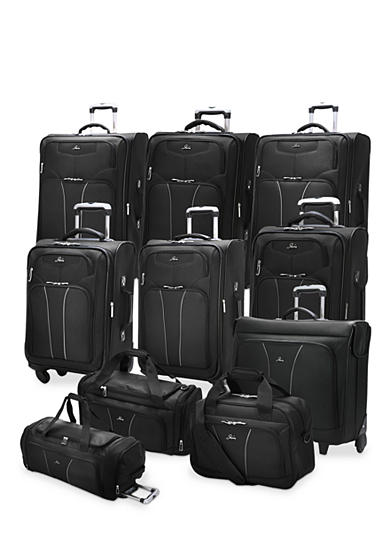 Skyway® Sigma 4 Luggage Collection - Black - Online Only