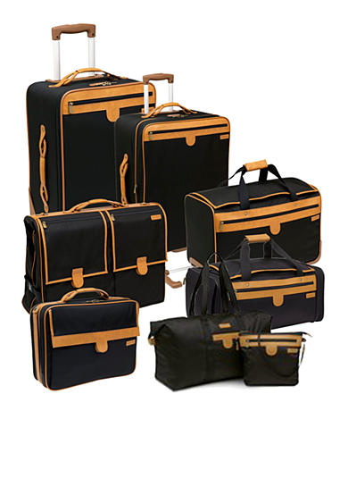 Hartmann Packcloth Luggage Collection - Black
