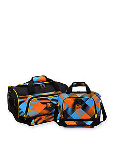 Loudmouth Microwave 2-piece Carry-on Set