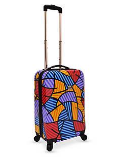 U.S. Traveler 20-in. Fashion Multi-pattern Hardside Spinner