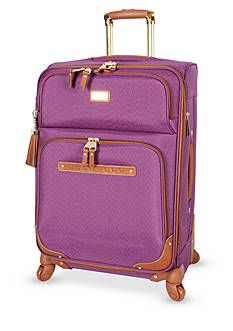 Steve Madden Global Purple 24-in. Spinner