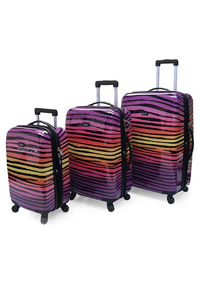Nicole Miller Hardside Luggage Collection