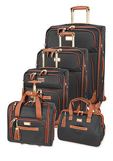 Steve Madden Global Luggage Collection - Black